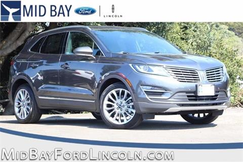 2017 Lincoln MKC for sale in Watsonville, CA