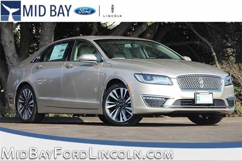 2017 Lincoln MKZ Hybrid for sale in Watsonville CA
