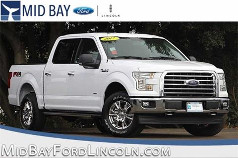 2017 Ford F-150 for sale in Watsonville CA
