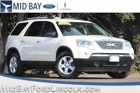 2011 GMC Acadia for sale in Watsonville, CA