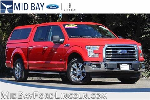 2015 Ford F-150 for sale in Watsonville CA