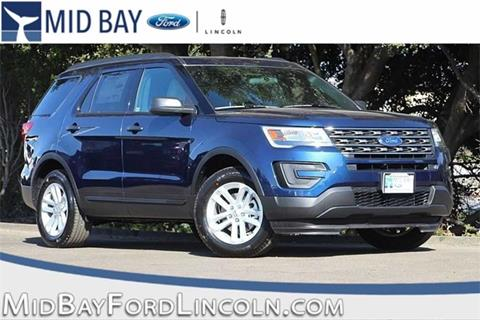 2017 Ford Explorer for sale in Watsonville CA
