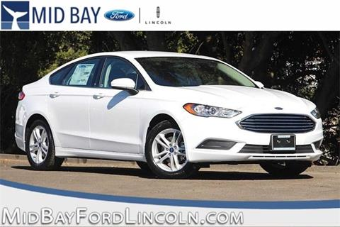 2018 Ford Fusion for sale in Watsonville, CA