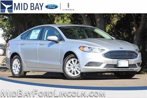 2018 Ford Fusion for sale in Watsonville CA