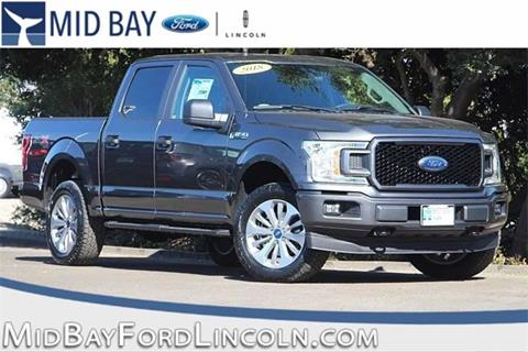 2018 Ford F-150 for sale in Watsonville, CA