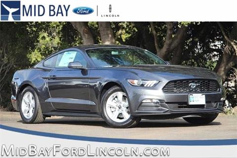 2017 Ford Mustang for sale in Watsonville CA