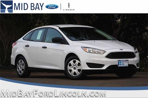 2017 Ford Focus for sale in Watsonville, CA