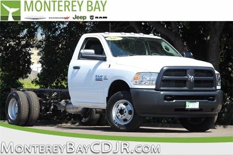 2017 RAM Ram Chassis 3500 for sale in Watsonville, CA