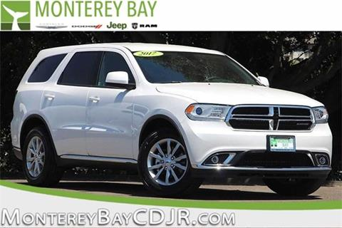 2017 Dodge Durango for sale in Watsonville, CA
