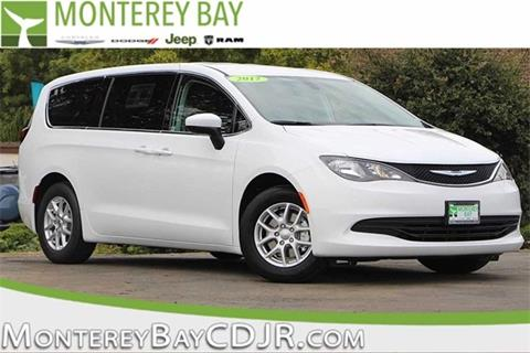 2017 Chrysler Pacifica for sale in Watsonville, CA