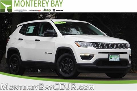 2018 Jeep Compass for sale in Watsonville, CA