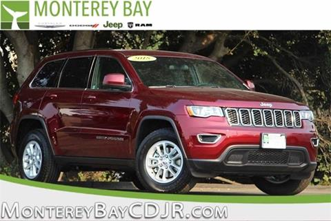 2018 Jeep Grand Cherokee for sale in Watsonville, CA