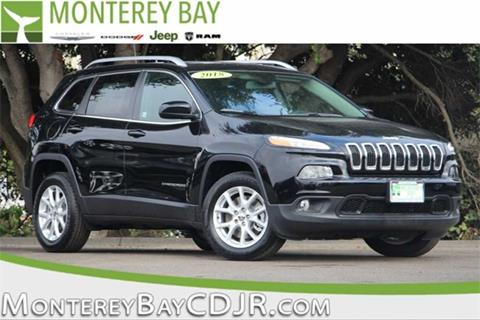 2018 Jeep Cherokee for sale in Watsonville, CA