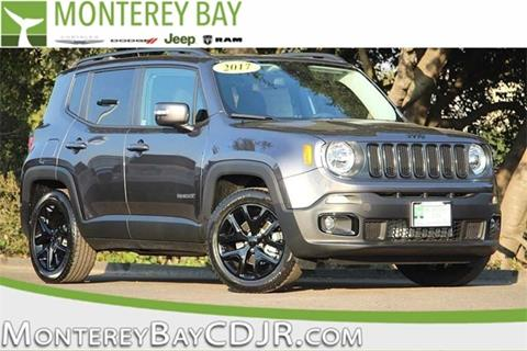 2017 Jeep Renegade for sale in Watsonville, CA