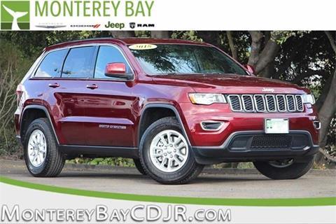 2018 Jeep Grand Cherokee for sale in Watsonville, CA