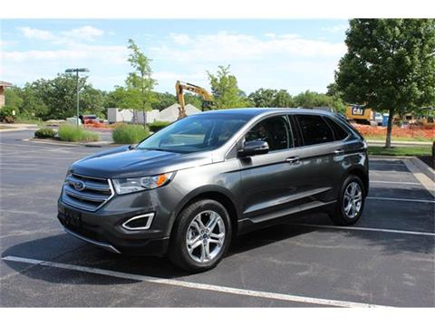 2016 Ford Edge for sale in Overland Park, KS