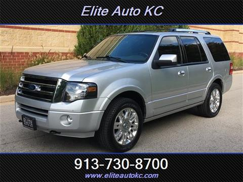 2013 Ford Expedition for sale in Overland Park, KS