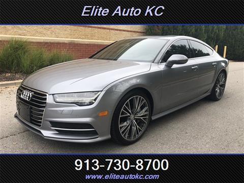 Audi A For Sale In Kansas Carsforsalecom - Audi a7 for sale
