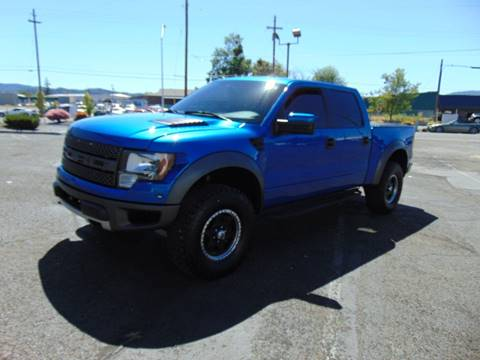 2011 Ford F-150 for sale at Medford Auto Sales in Medford OR