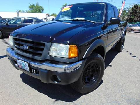 2002 Ford Ranger for sale in Medford OR