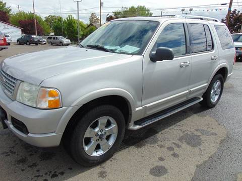 2003 Ford Explorer for sale in Medford, OR