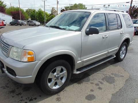 2003 Ford Explorer for sale in Medford OR