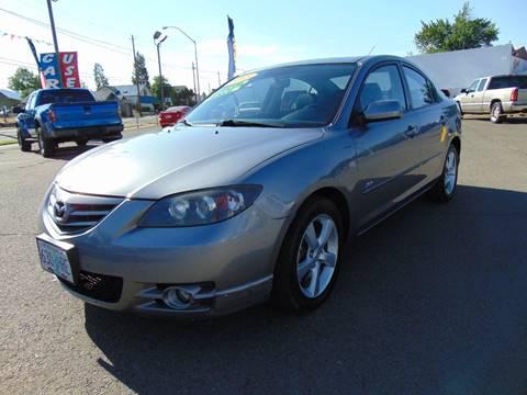 2005 Mazda MAZDA3 for sale at Medford Auto Sales in Medford OR