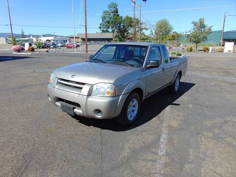 2004 Nissan Frontier for sale in Medford, OR