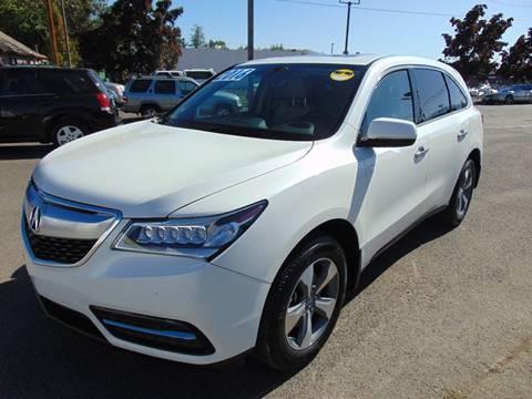 2016 Acura MDX for sale in Medford, OR