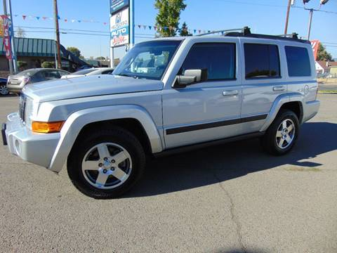 2009 Jeep Commander for sale in Medford OR
