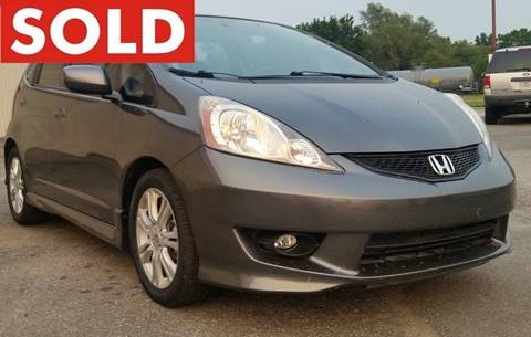 2011 Honda Fit for sale in Wichita, KS