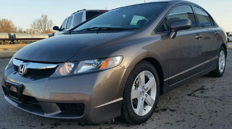Awesome 2010 Honda Civic For Sale At Newmark Auto Sales In Wichita KS