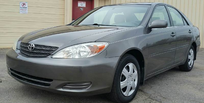2004 Toyota Camry For Sale At Newmark Auto Sales In Wichita KS