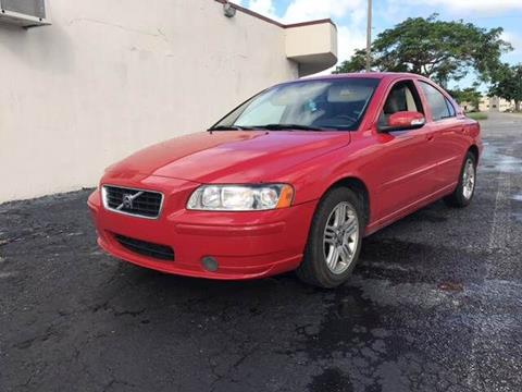 2007 Volvo S60 for sale in Opa Locka, FL
