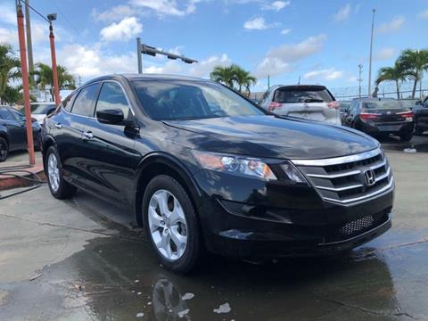 2012 Honda Crosstour for sale in Opa Locka, FL