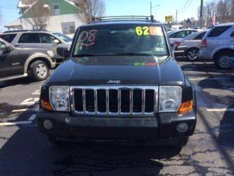 2008 Jeep Commander for sale in Harrisburg, PA