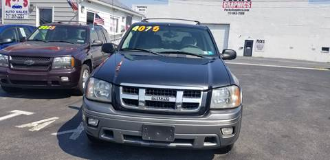 2008 Isuzu Ascender for sale in Harrisburg, PA