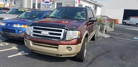 2007 Ford Expedition EL for sale at Roy's Auto Sales in Harrisburg PA