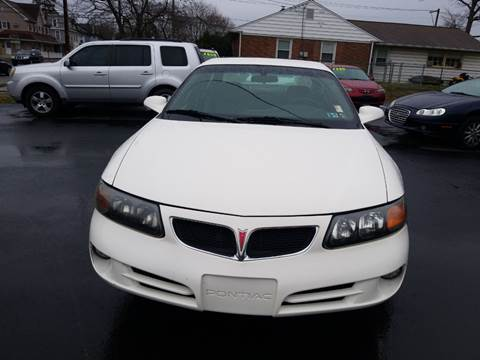 2004 Pontiac Bonneville for sale in Harrisburg, PA