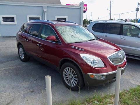2008 Buick Enclave for sale in Jacksonville, FL