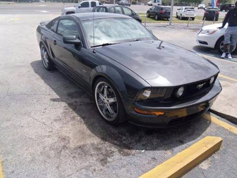 2007 Ford Mustang for sale in Jacksonville, FL