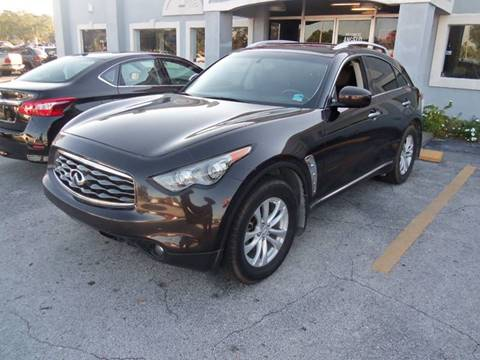 2011 Infiniti FX35 for sale in Jacksonville, FL