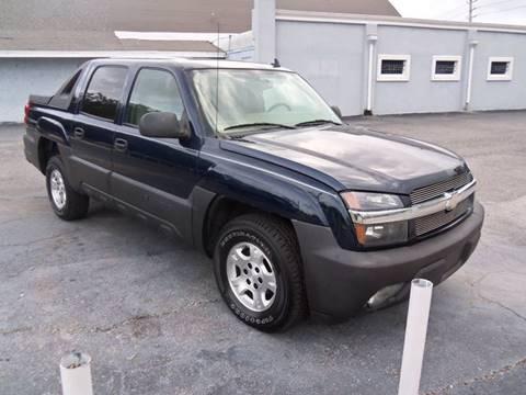 2006 Chevrolet Avalanche for sale in Jacksonville, FL