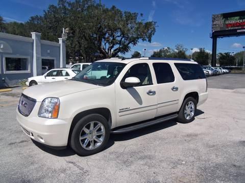 2011 GMC Yukon XL for sale in Jacksonville, FL