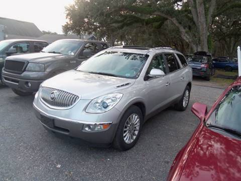 2011 Buick Enclave for sale at ORANGE PARK AUTO in Jacksonville FL