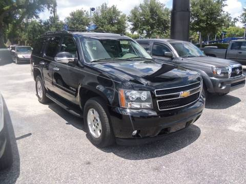 2013 Chevrolet Tahoe for sale at ORANGE PARK AUTO in Jacksonville FL