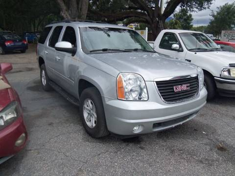 2012 GMC Yukon for sale at ORANGE PARK AUTO in Jacksonville FL