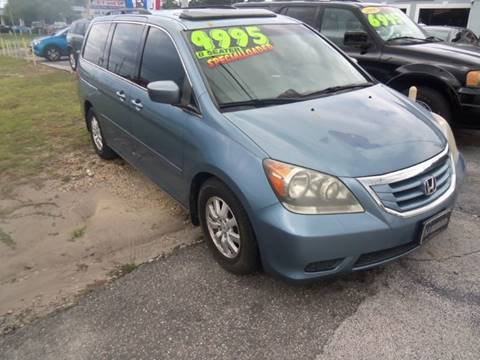 2009 Honda Odyssey for sale at ORANGE PARK AUTO in Jacksonville FL