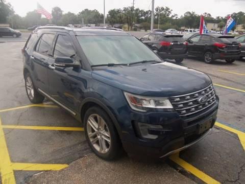 2016 Ford Explorer for sale at ORANGE PARK AUTO in Jacksonville FL