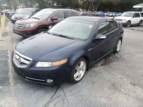 2007 Acura TL for sale at ORANGE PARK AUTO in Jacksonville FL